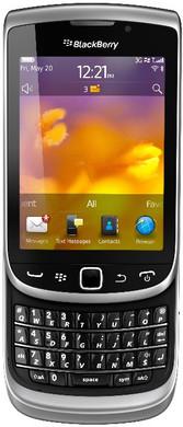BlackBerry Torch 2 9810 Black QWERTY