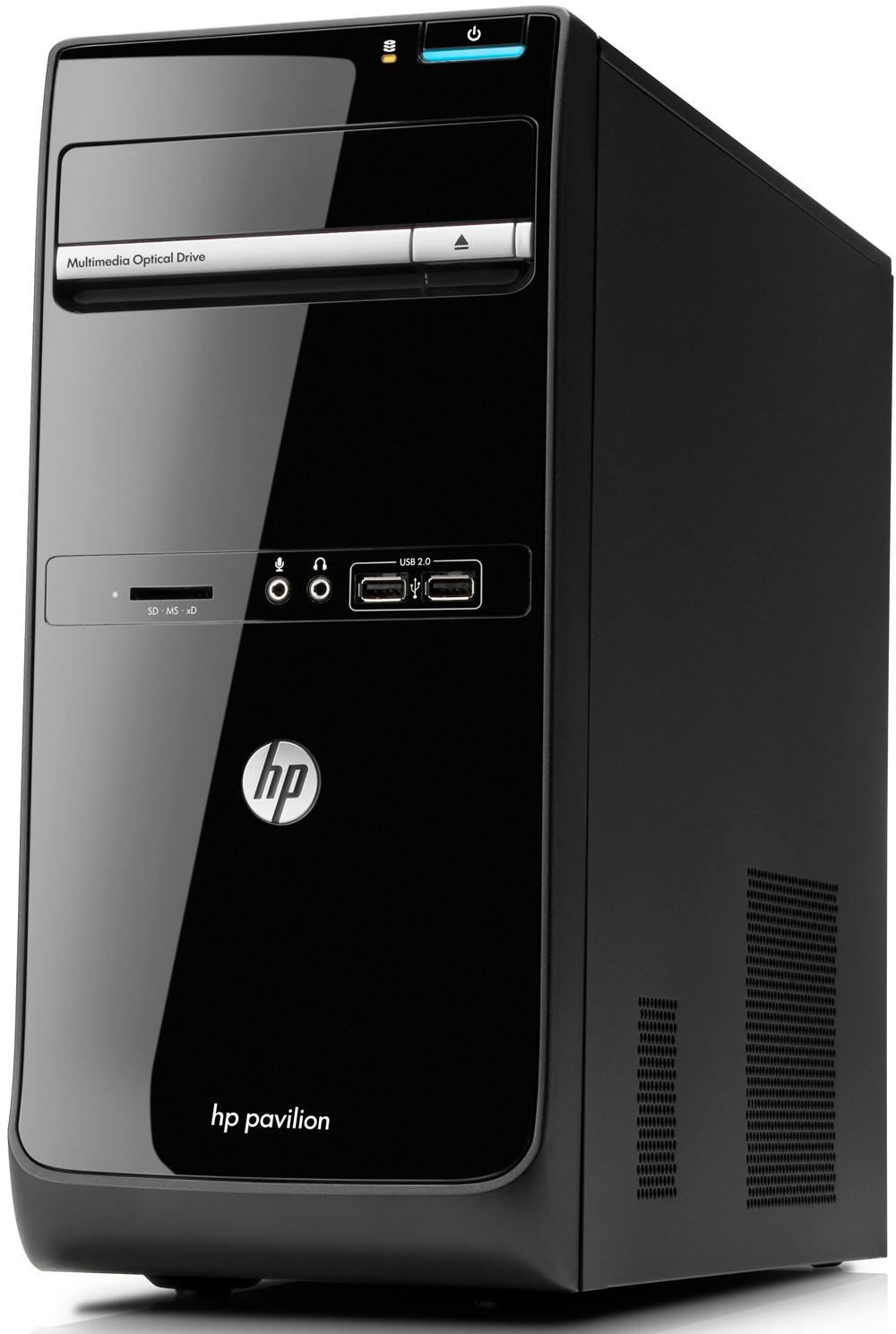 HP Pavilion p6-2450ed