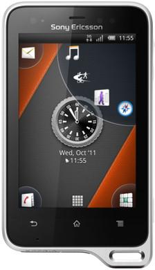 Sony Ericsson Xperia Active Black/White