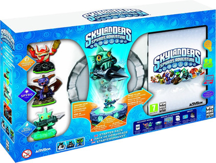 Skylanders: Spyro's Adventure Starter Pack PC