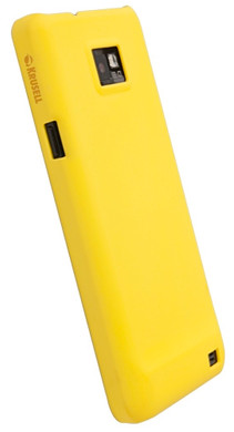 Krusell ColorCover Yellow Samsung Galaxy S II