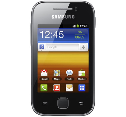 Samsung Galaxy Y Prepaid T-Mobile