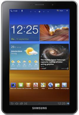 Samsung Galaxy Tab 7.7 Wifi + 3G