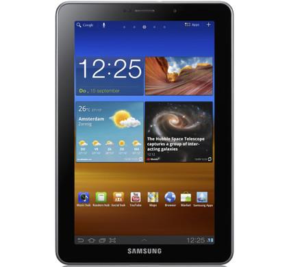 Samsung Galaxy Tab 7.7 + Case