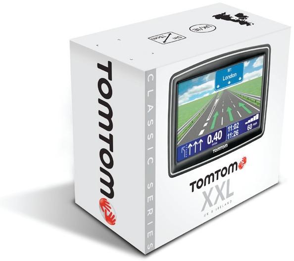 TomTom XXL Classic