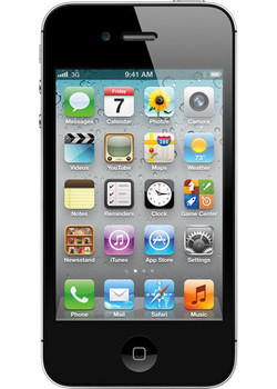 Apple iPhone 4S 16 GB Black KPN / Hi / Telfort