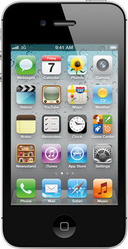 Apple iPhone 4S 16 GB Black T-Mobile