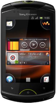 Sony Ericsson Live Walkman + Autolader