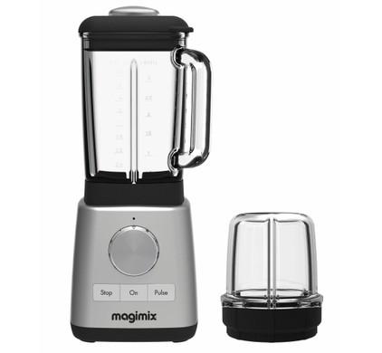 Magimix Le Blender Chroom + Miniblender