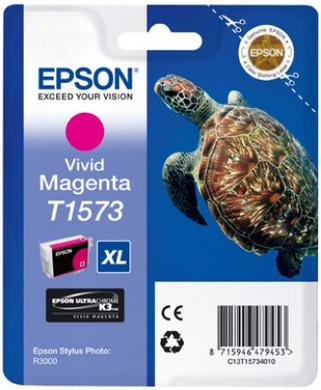 Epson T1573 Cartridge Magenta (C13T15734010)