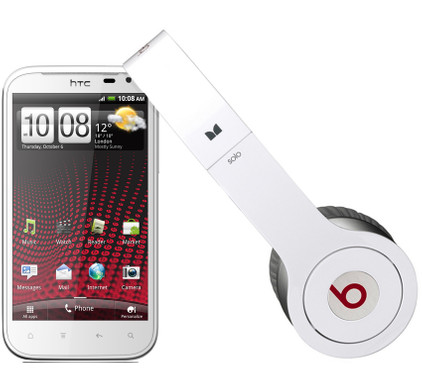 HTC Sensation XL Limited Edition
