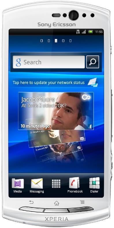 Sony Ericsson Xperia Neo V White