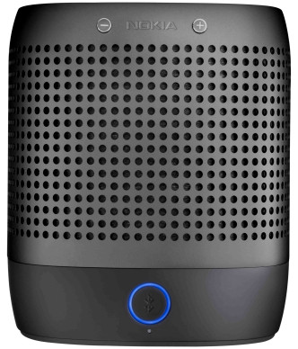 Nokia Play 360 Bluetooth Speaker Black