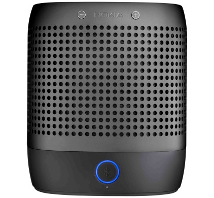 Nokia Play 360 Bluetooth Speaker Black