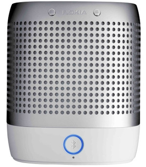 Nokia Play 360 Bluetooth Speaker White