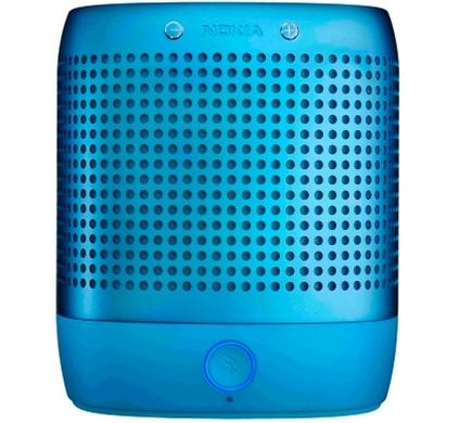 Nokia Play 360 Bluetooth Speaker Cyan