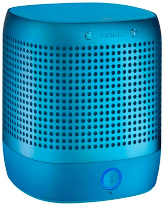 Nokia Play 360 Bluetooth Speaker Cyan