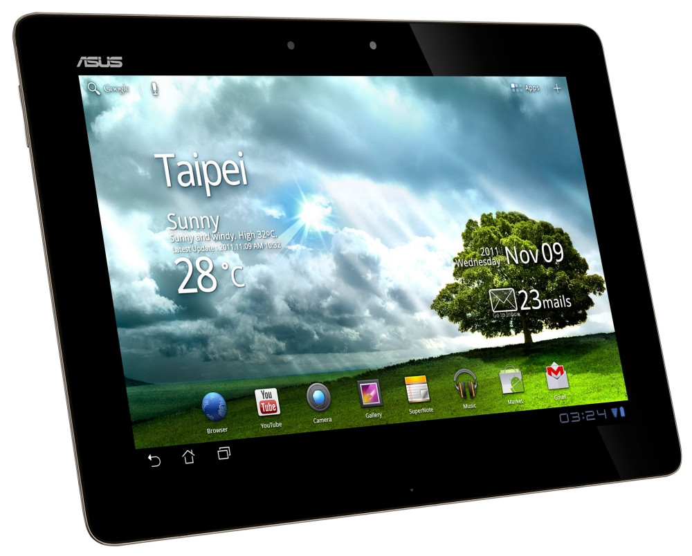 Asus Eee Pad Transformer Prime 32 GB Gold + Docking