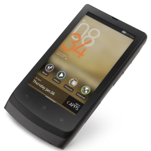 Cowon D3 Plenue 16 GB Zwart