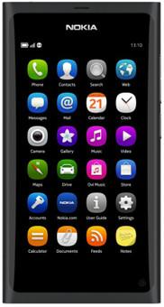 Nokia N9 16 GB Black