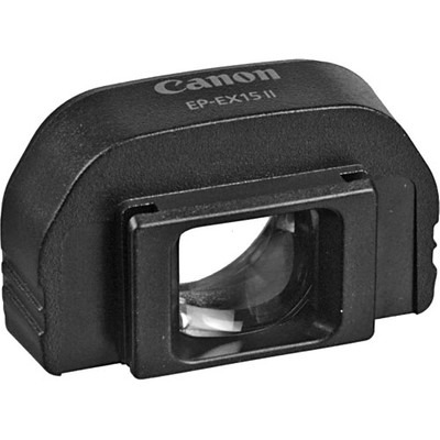 Image of Canon EP-EX15 II oculair verlengstuk EOS