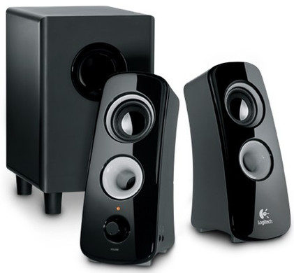 Logitech Z323 2.1 Speakersysteem