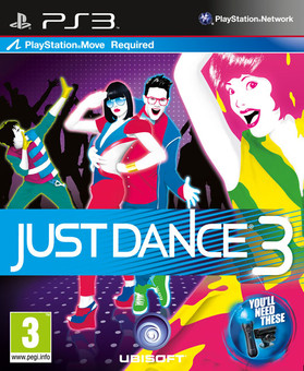 Just Dance 3 Move PS3