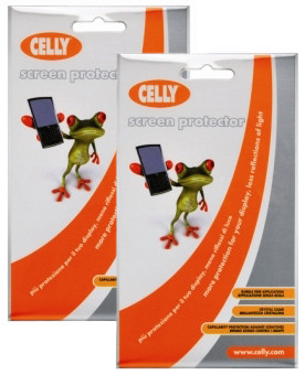 Celly Screenprotector HTC Sensation XL Duo Pack
