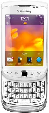 BlackBerry Torch 2 9810 White