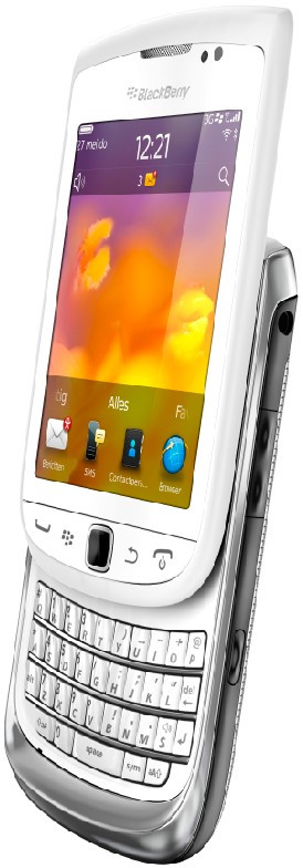 BlackBerry Torch 2 9810 White