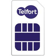 Telfort Prepaid Simkaart