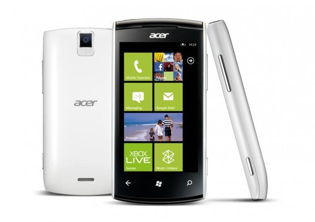Acer Allegro White