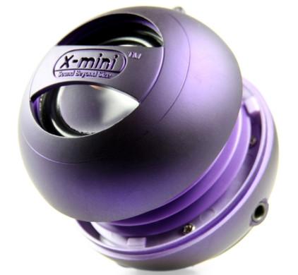 XM-I X-Mini II Capsule Speaker Paars