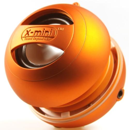 XM-I X-Mini II Capsule Speaker Oranje