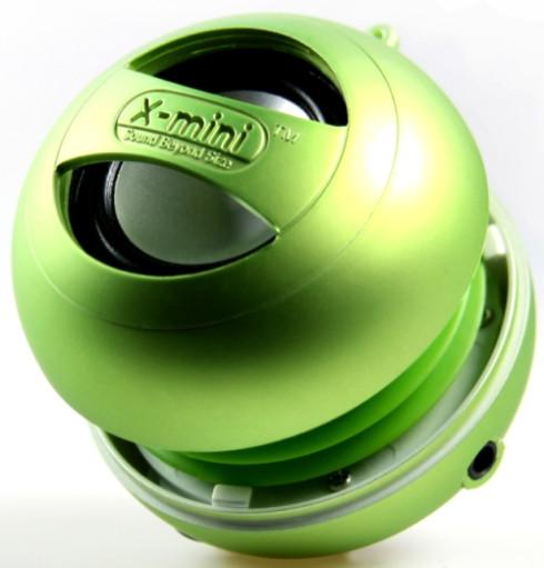 XM-I X-Mini II Capsule Speaker Groen