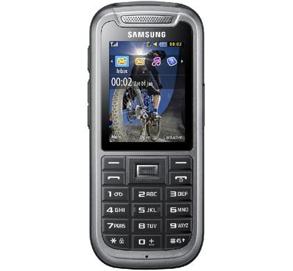 Samsung C3350 Steel Grey