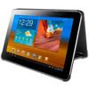 Samsung Galaxy Tab 7.7 Book Cover Black - 1