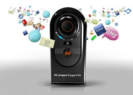 Supertooth HD-W Carkit
