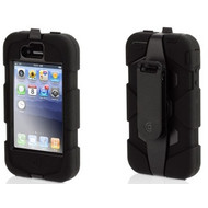 Griffin Survivor Case Black Apple iPhone 4 / 4S
