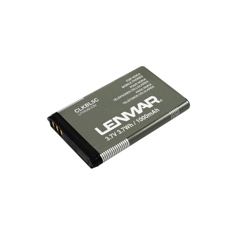 Lenmar Nokia Bl-5c Accu 1000 Mah