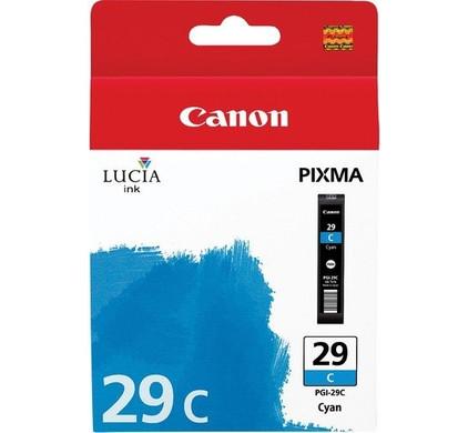 Canon PGI-29C Cartridge Cyaan (4873B001)