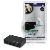 HQ 4 Poorts HDMI Switch (3D)