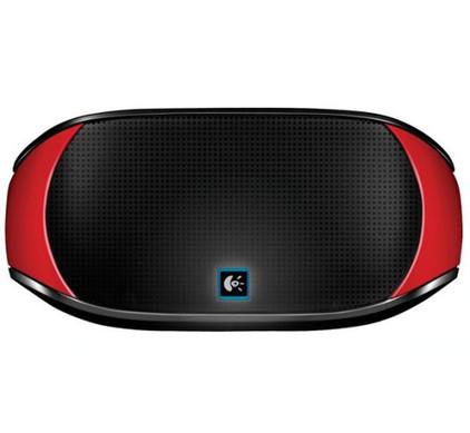 Logitech Mini Boombox (Red)