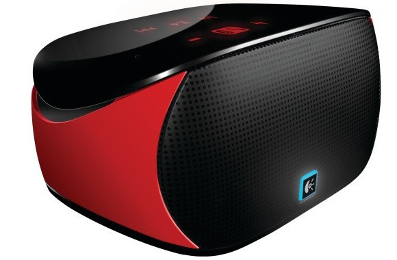Logitech Mini Boombox (Red)