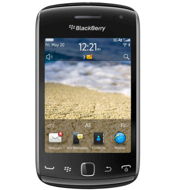 BlackBerry Curve 9380 Black