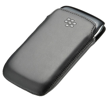 BlackBerry Pocket Black Curve 9380