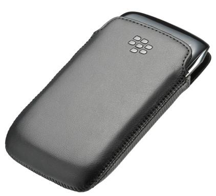 BlackBerry Pocket Black Curve 9380