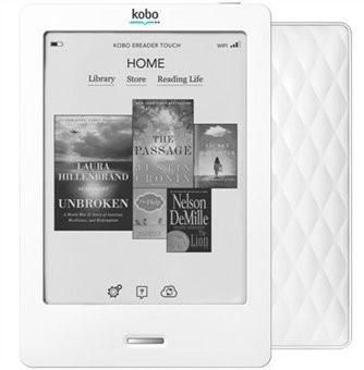 Kobo eReader Touch Edition White