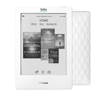 Kobo eReader Touch Edition White