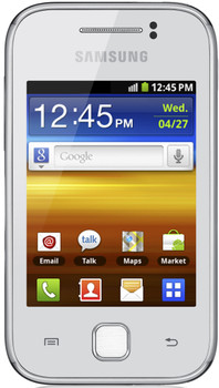 Samsung Galaxy Y S5360 White